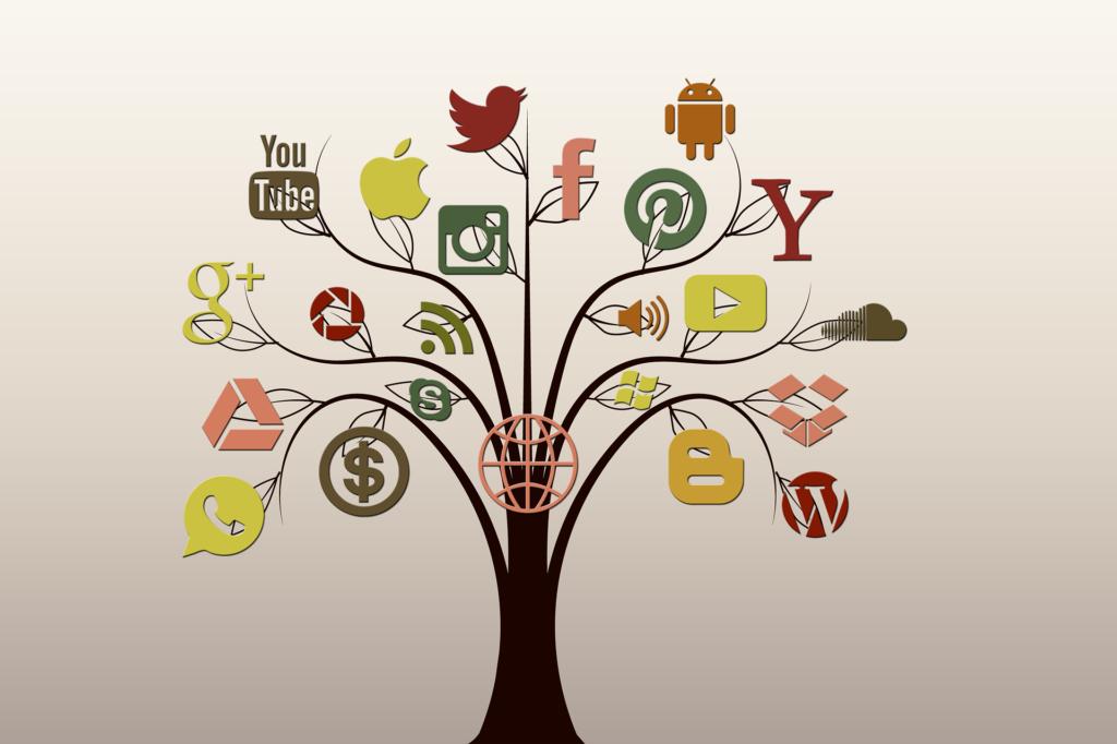 Importancia de estar presente en Redes Sociales