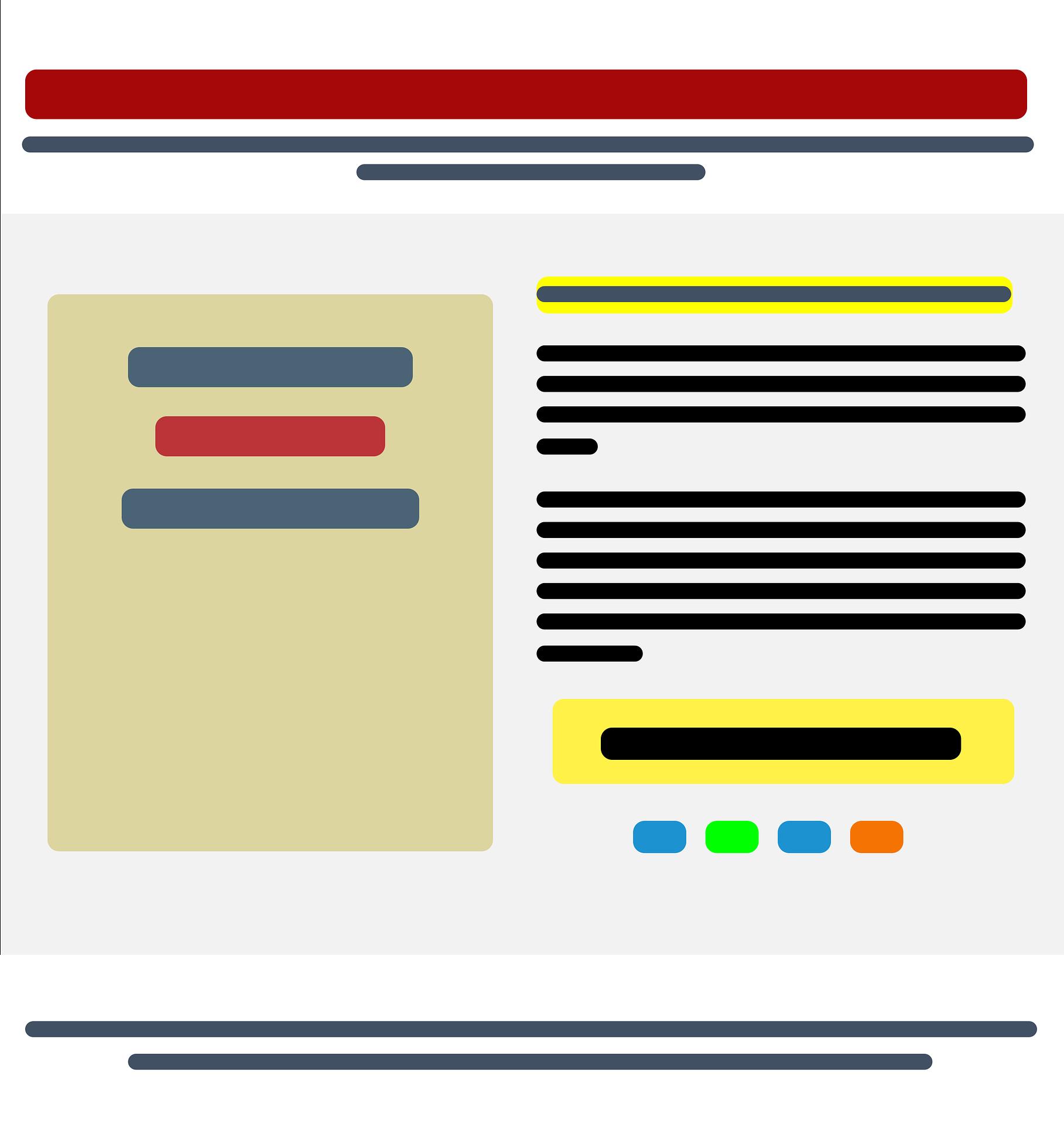 Tipos de landing pages y cómo de importantes son